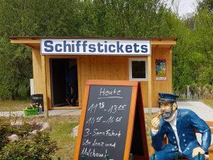 Schifffahrt Plau: Tickets kaufen