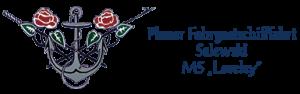 Schifffahrt Plau Logo der Plauer Fahrgastschifffahrt Salewski