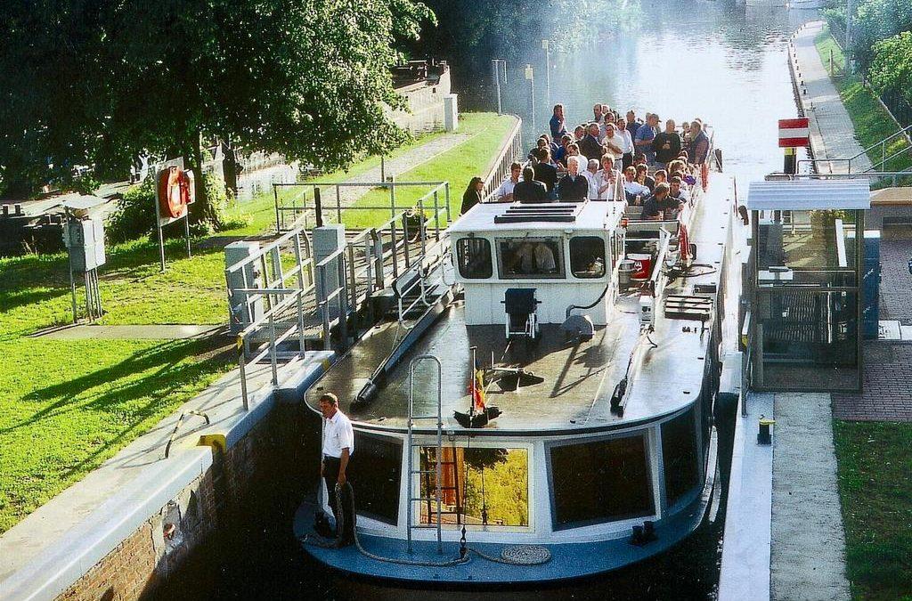 Die Drei-Seen-Fahrt der Plauer Fahrgastschifffahrt Salewski
