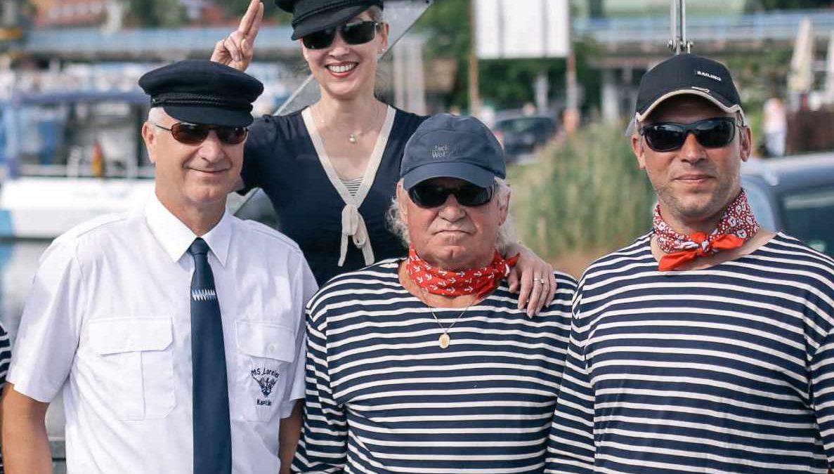 Die Saison 2021 mit der Fahrgastschifffahrt Salewski in Plau